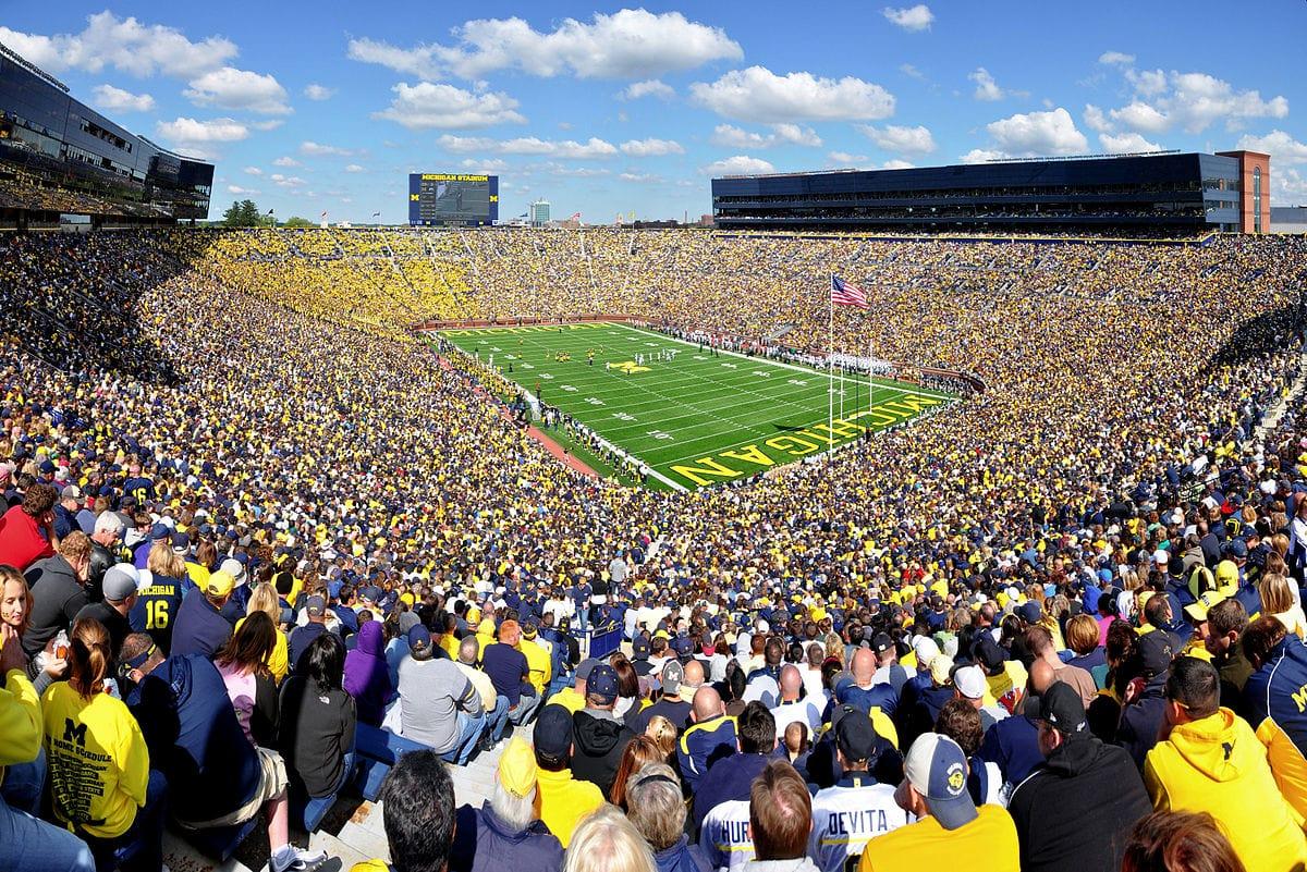 University of Michigan's Big House