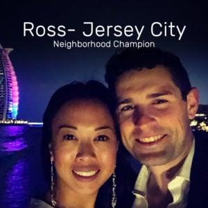 Ross Jersey City Neighborhood Champion