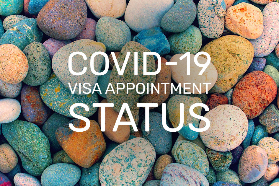 Covid19 Visa Appointment Status