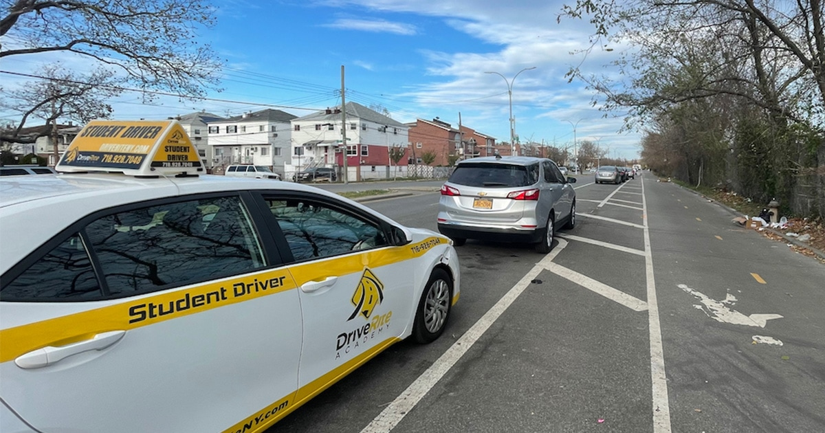 How to pass the New York driving test (easily)